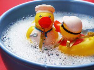 Vaschetta-bagnetto